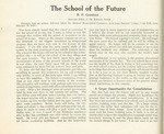 The School of the Future by R. P. Crawford