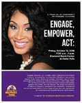 Engage, Empower, Act: A Cedar Valley Conference on Diversity & Inclusion [Flier], 2018 by University of Northern Iowa. Center for Multicultural Education.