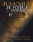 Juvenile Justice In America by Clemens Bartollas