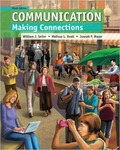 Communication: Making Connections by William J. Seiler, Melissa L. Beall, and Joseph P. Mazer