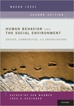 Human Behavior and the Social Environment, Micro Level : Individuals and Families