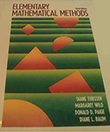 Elementary Mathematical Methods by Diane Thiessen and Donald D. Paige