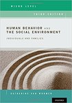 Human Behavior and the Social Environment, Micro Level:Indiviudals and Families by Katherine S. van Wormer