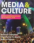 Media & Culture: An Introduction to Mass Communication by Christopher Martin and Bettina Fabos