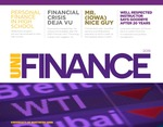 Department of Finance Newsletter, 2019 by University of Northern Iowa. Department of Finance.