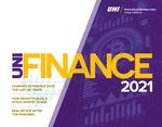 Department of Finance Newsletter, 2021