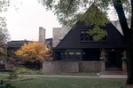[IL.002] Frank Lloyd Wright Residence, 2 by Carl L. Thurman