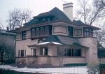 [IL.051] Edward R. Hills Residence Remodeling by Carl L. Thurman