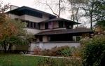 [IL.061A] William E. Martin Residence Pergola, 1
