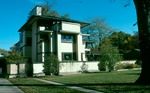 [IL.061] William E. Martin Residence, 2 by Carl L. Thurman