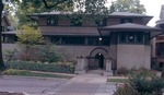 [IL.067] Frank Wright Thomas Residence by Carl L. Thurman