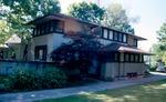 [IN.125] K. C. DeRhodes Residence by Carl L. Thurman