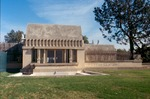 [CA.208] Aline Barnsdall Hollyhock House - Residence A by Carl L. Thurman