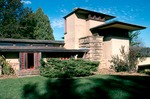 [WI.218] Frank Lloyd Wright, Taliesin III, 2 by Carl L. Thurman
