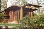 [NY.240] Ben Rebhuhn Residence by Carl L. Thurman