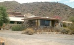 [AZ.245A] Frank Lloyd Wright, Taliesin West Sun Cottage by Carl L. Thurman