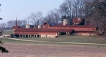 [WI.246] Frank Lloyd Wright, Midway Barns by Carl L. Thurman
