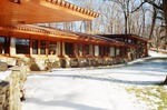[NY.318] Roland and Ronny Reisley Residence by Carl L. Thurman