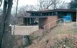 [WI.372] Dr. Maurice and Margaret Greenberg Residence by Carl L. Thurman