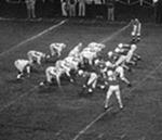 University of South Dakota, September 29, 1962 by University of Northern Iowa Athletic Communications