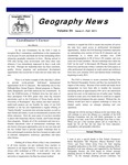 Geography News, v34n2, Fall 2011