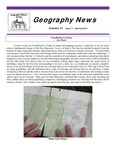 Geography News, v37n1, Spring 2014 by Geographic Alliance of Iowa.