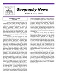 Geography News, v37n2, Fall 2014 by Geographic Alliance of Iowa.