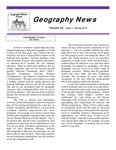 Geography News, v38n1, Spring 2015 by Geographic Alliance of Iowa.