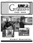 Geography Newsletter, 1969-2009