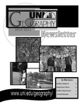 Geography Newsletter, 2010-2011 by University of Northern Iowa. Department of Geography.