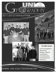 Geography Newsletter, 2011-2012
