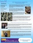 Gerontology Newsletter, Spring 2013 by University of Northern Iowa. Gerontology Program.