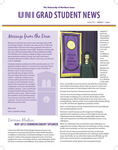 UNI Grad Student News, v9n1, October 2013