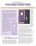 UNI Grad Student News, v9n1, October 2013