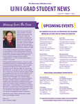 UNI Grad Student News, v9n3, January 2014 by University of Northern Iowa. Graduate College.