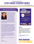 UNI Grad Student News, v10n3, March 2014 by University of Northern Iowa. Graduate College.