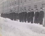 WAVES Officers' Inspection, January 1943, front