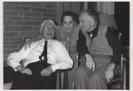 Carl Sandburg, Meryl and James Hearst