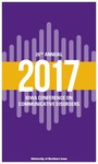 Iowa Conference on Communicative Disorders [Program], 2017 by Iowa Conference on Communicative Disorders
