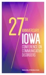 Iowa Conference on Communicative Disorders [Program, 2018] by Iowa Conference on Communicative Disorders