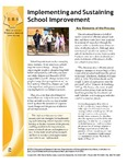 Implementing and Sustaining School Improvement