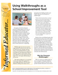 Using Walkthroughs as a School Improvement Tool