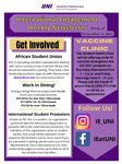 International Engagement Weekly Newsletter, September 3, 2021