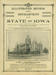 Illustrated Review Showing Development of the State of Iowa by Earl J. Robinson & Co.