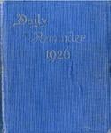Verle McFarland Diary by Verle McFarland