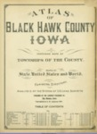 Atlas of Black Hawk County, Iowa 1926