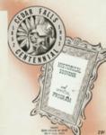 Cedar Falls Centennial, 1852-1952