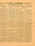 The IOWAVE [newspaper], October 22, 1943 by United States. Naval Reserve. Women's Reserve.