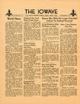 The IOWAVE [newspaper], November 5, 1943 by United States. Naval Reserve. Women's Reserve.
