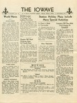 The IOWAVE [newspaper], December 17, 1943 by United States. Naval Reserve. Women's Reserve.